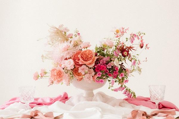 decoracion de flores para boda