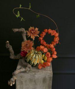 ejemplo ikebana